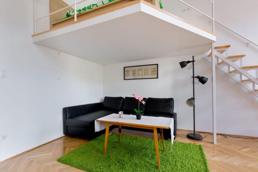 公寓 (Split Level) - 客廳