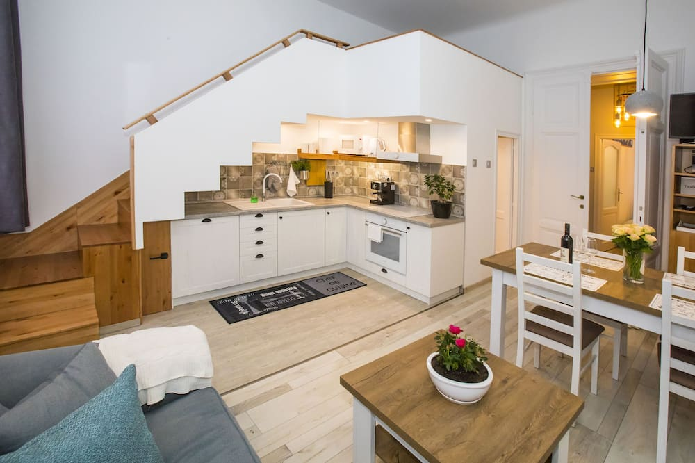 Apartament (Split Level) - Zdjęcie opisywane