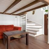 Apartmán (Split Level) - Obývací prostor