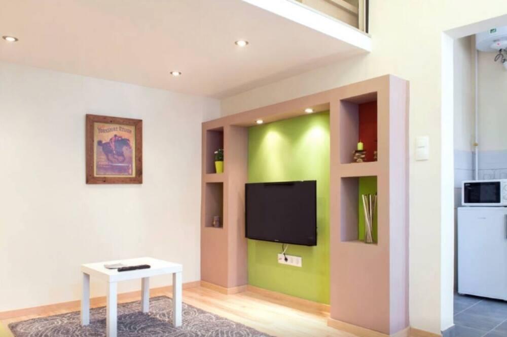 Studio (Split Level) - Obývací prostor
