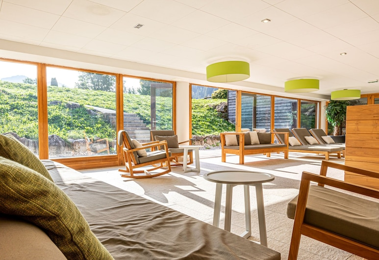 Luxury Apartment on the ski Slope in La Chapelle Dabondance, La Chapelle-d'Abondance, Recepción