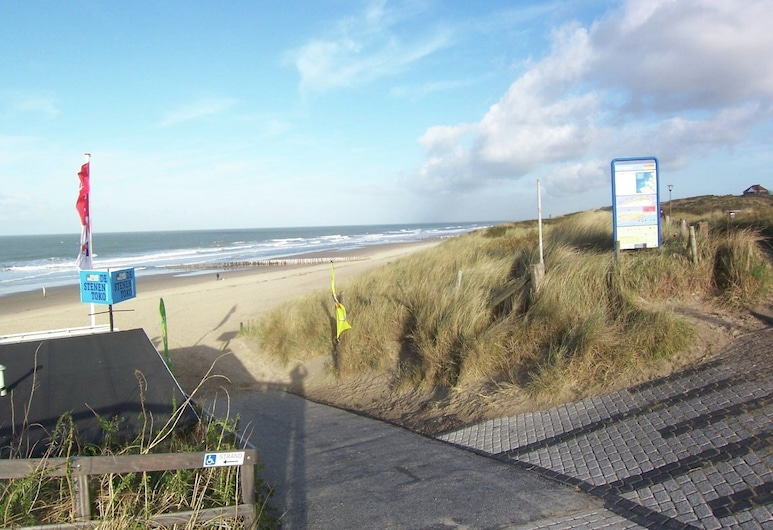 Luxurious Apartment With Sauna and AC, 200 m. From the sea, Domburg, Exterior