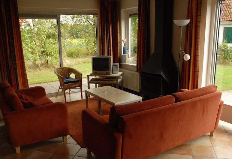 Spacious Home With a Garden Near the Langweerder Wielen, Sint Nicolaasga, House, Living Room
