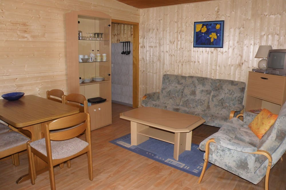Chalet - Woonkamer