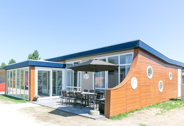Modern Holiday Home With Conservatory at 200m From the Beach, 's-Gravenzande