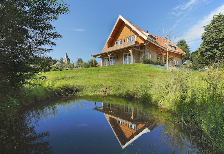Peaceful Holiday Home in Slenaken With Garden, Slenaken, Exterior