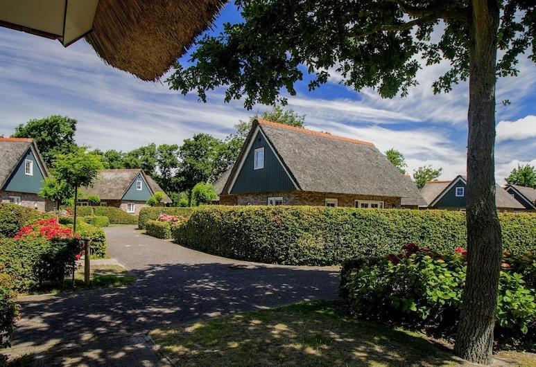 Detached Villa, Near Dunes and Beach, Sint Martensvlotbrugas, Išorė