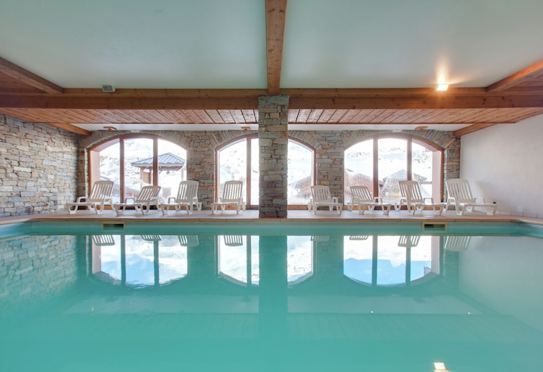 Comfortably Furnished Apartment at an Altitude of 1900 m, Les Belleville
