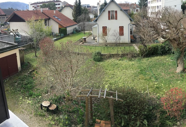 Les Coteaux, Annecy, View from property