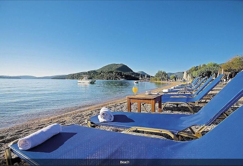 Hotel Gregorys, לפקדה, חוף ים