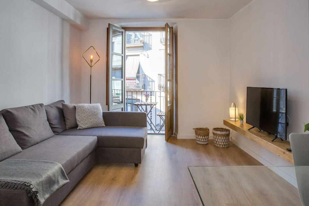Apartamento, 3 habitaciones - Sala de estar