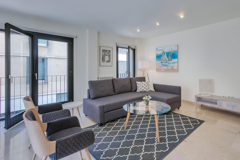 Apartamento, 2 habitaciones - Sala de estar