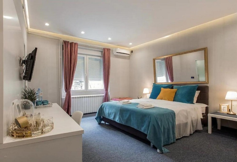 Central Business Apartment, Belgrad, Royal-Apartment, Zimmer