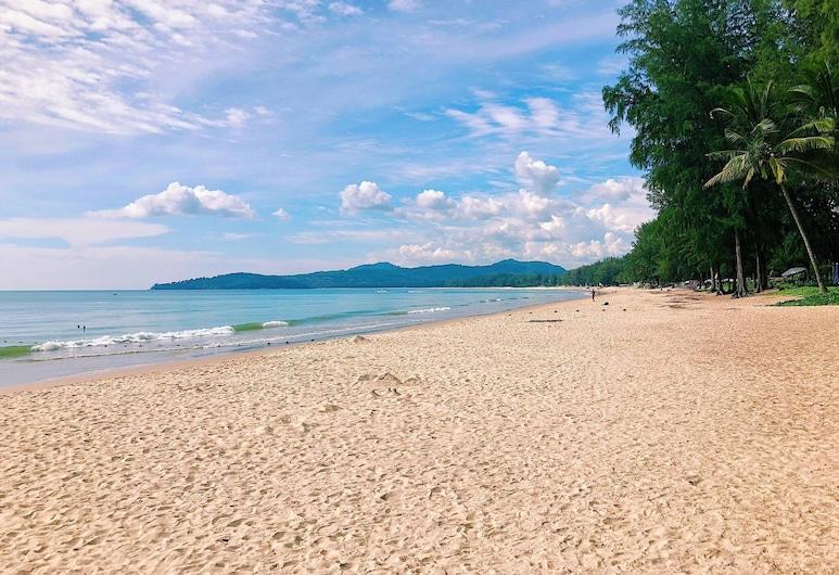 Luxury 3br Pool Villa Walk To Bangtao Beach, 초엥 탈레, 해변