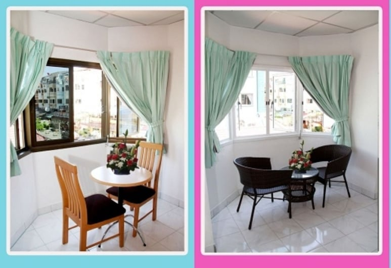 Welcome Inn Hotel Karon Beach 3 bed Room From Only 1200 Baht, Карон, Разное