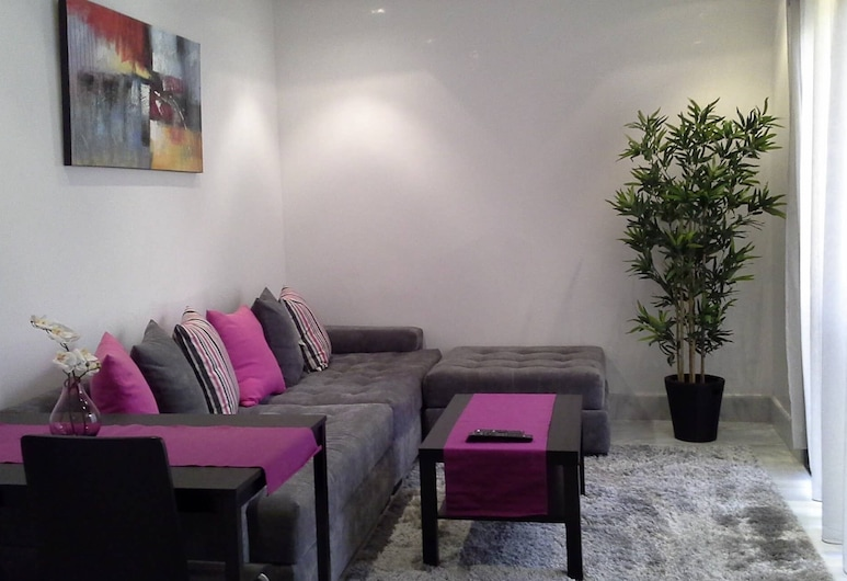Lovely Furnished Apartment -bnew Maarifghandi, Casablanca