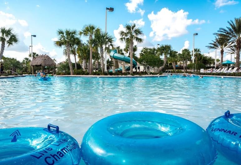 Villa 10 Min From Disney, Golf, Wetpark All New, Davenport, Zwembad