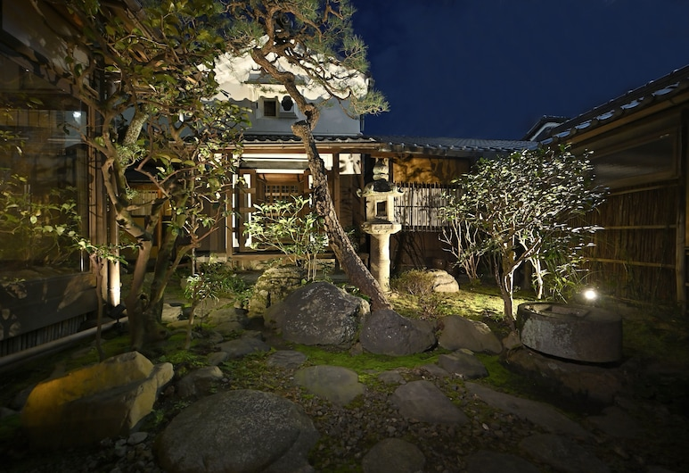 西陣 藤田, 京都市, 庭園