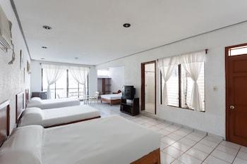 Nuotrauka: Hotel Nachancan, Četumalis