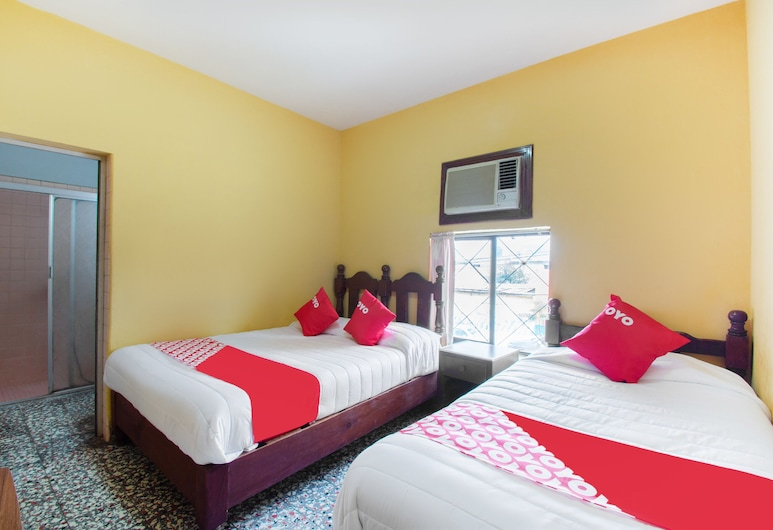 OYO Hotel Plaza, Cajeme, Standard kolmetuba, Tuba