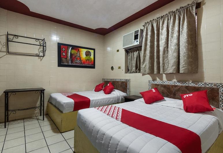 OYO Hotel Posada San José, Cajeme, Standard tuba, 2 kahevoodit, Tuba