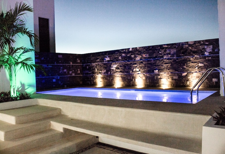 Arkana 9 Suites, Playa del Carmen, Pool