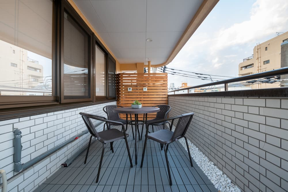 Апартаменты (404) - Балкон