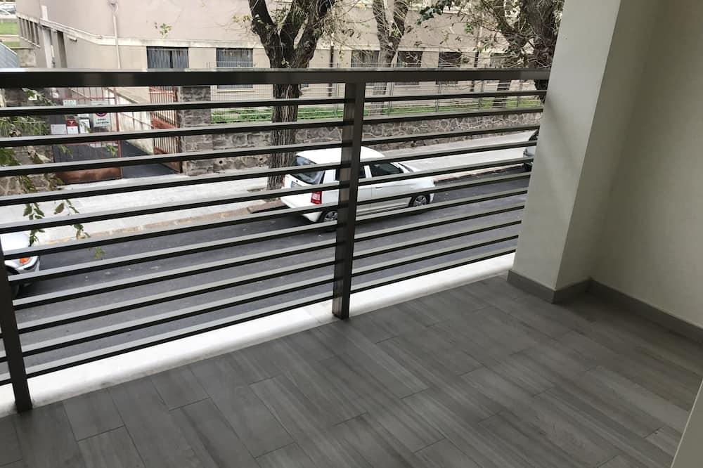 Appartamento, 2 camere da letto - Vista balcone