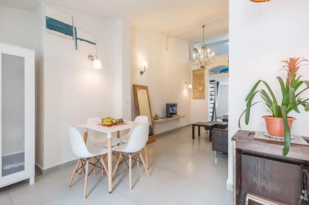 公寓, 2 間臥室, 露台 - 客房餐飲服務