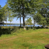 Cabaña (4 Beds) - Vista al jardín