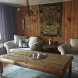 Cabin, 5 Bedrooms - Living Area