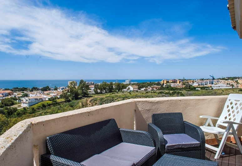 Fantastic penthouse with views, Mijas, Appartement, 2 chambres, Terrasse/Patio