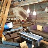 Cabin, 1 Bedroom - Living Area