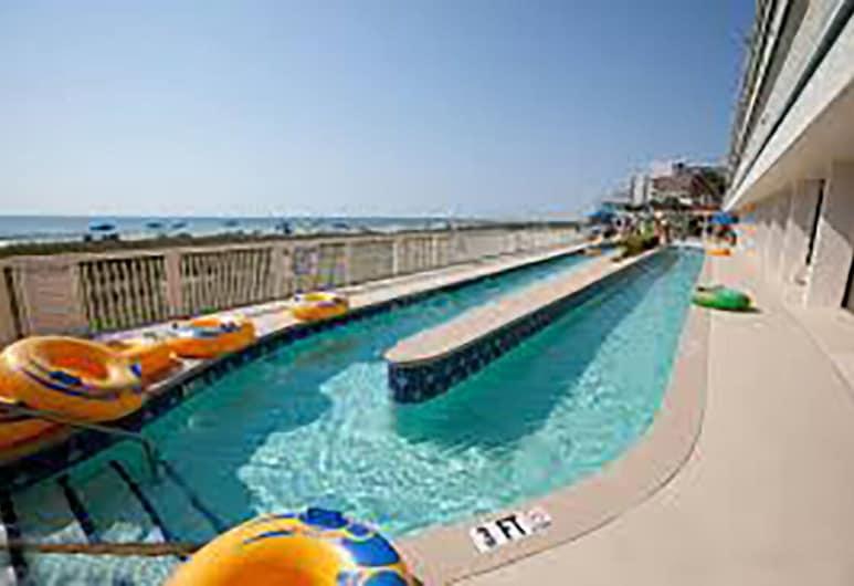 Luxury Oceanfront Villa at Westgate Myrtle Beach Resort, Myrtle Beach, Pool
