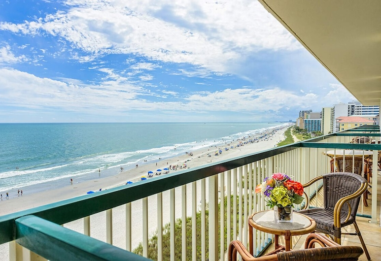 Luxury Oceanfront Villa at Westgate Myrtle Beach Resort, Myrtle Beach
