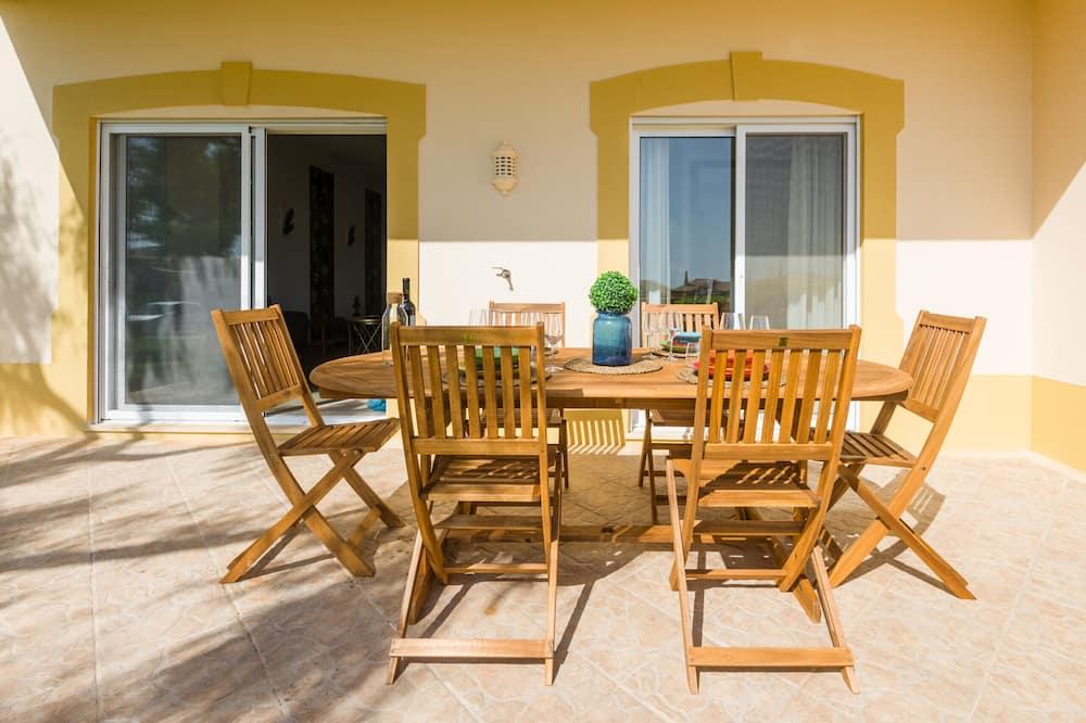 Apartment, 2Schlafzimmer, Sauna, Blick auf den Golfplatz - Balkon