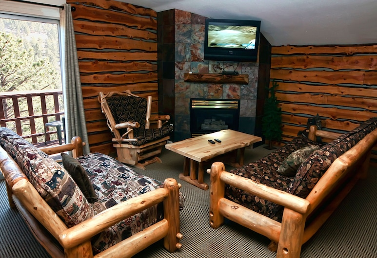 Fawn Valley Inn 3&4 Bedrooms by Rocky Mountain Resorts, Эстес-Парк