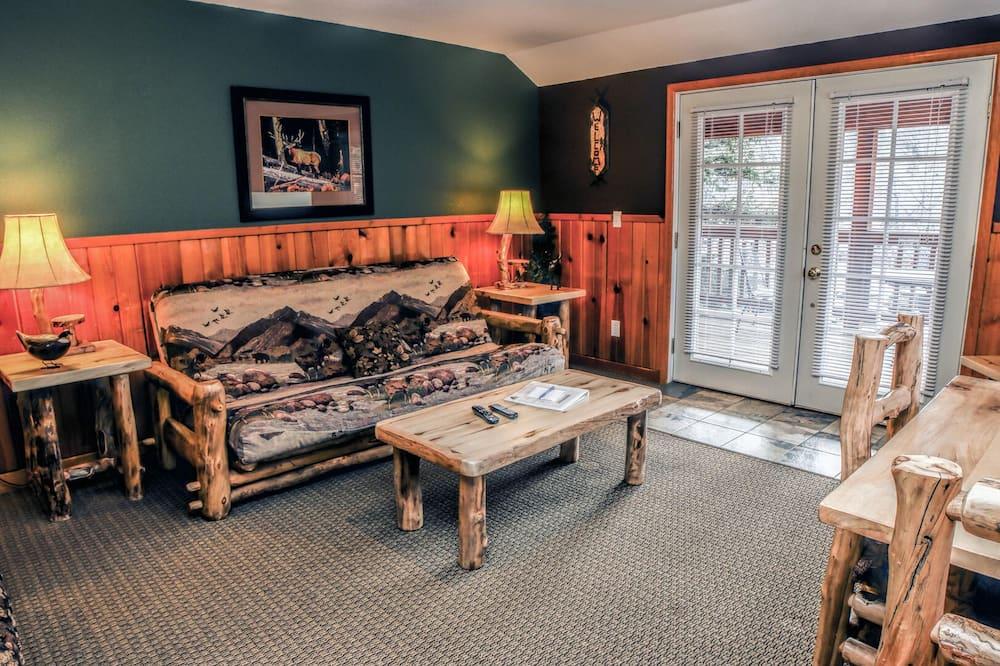 Residenza, 2 camere da letto - Soggiorno