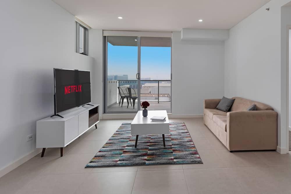 Apartmán typu Comfort, 2 spálne - Obývacie priestory