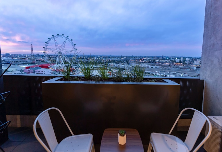 STAY&CO Serviced Apartments Docklands Drive, Docklands, Deluxe apartman, 1 spavaća soba, Balkon