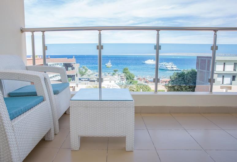 Redcon Suites, Hurghada, Terrace/Patio
