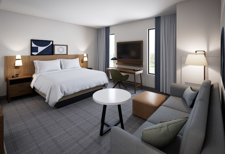 Staybridge Suites Denver North - Thornton, Thornton, Pokoj