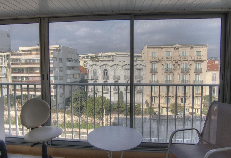 Vieux Port 3étoiles 450m Palais, Cannes, Appartement, 1 slaapkamer, Eetruimte in kamer