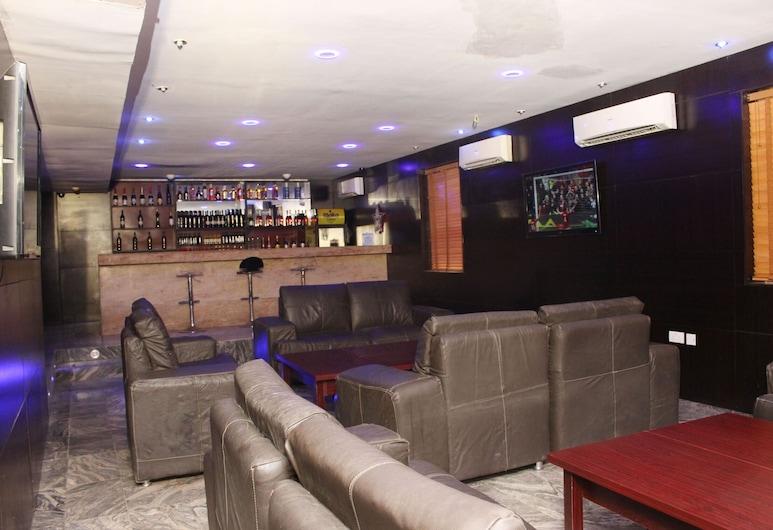 Aerol Hotel Lagos, Lagos, Bar del hotel