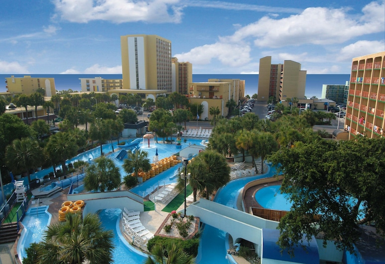 Driftwood and Tides Condos by Sea Mist Resort, Myrtle Beach