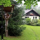 Attractive Holiday Home in Waltershausen With Fireplace