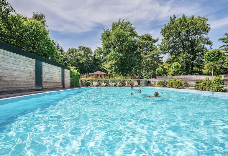 Comfortable Bungalow With Microwave Surrounded by Nature, Harderwijk, Pool