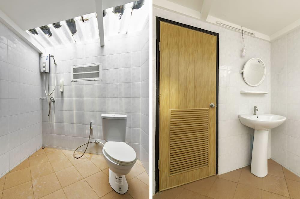 套房, 2 間臥室 - 浴室