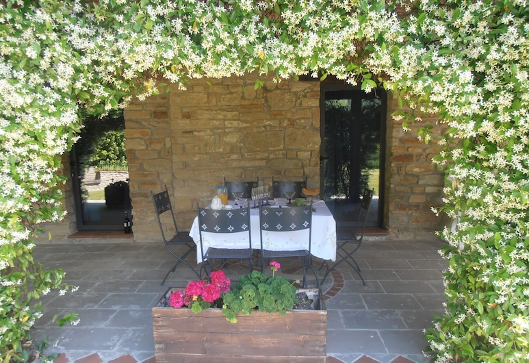 Stone House in the Green Rolling Hills of the Apennines With Garden, Modigliana, Rumah, Balkon