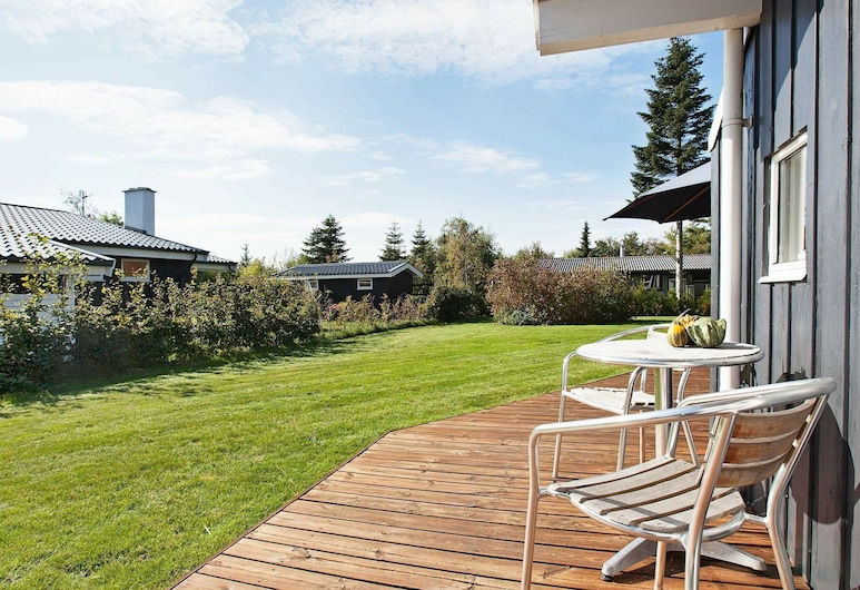 Luxurious Holiday Home in Slagelse With Relaxing Sauna, Slagelse, Balkong